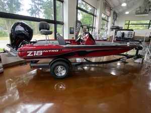 New Nitro Z18 W/150L PXS4 Bass Boat For Sale