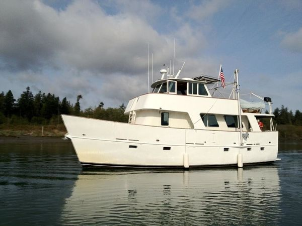 Used Custom Pilothouse Trawler Boat For Sale