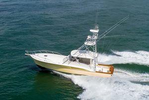 Used Jarrett Bay Custom Carolina Express Sports Fishing Boat For Sale