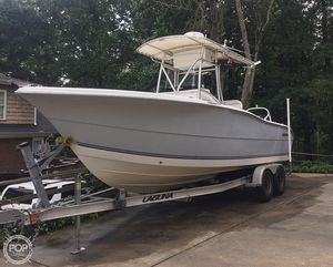 Used Laguna 240 CC Center Console Fishing Boat For Sale