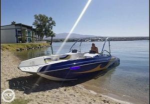 Used Magic DTS Deck Boat For Sale