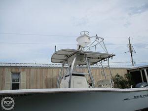 Used Sea Hunt Triton 240 Center Console Fishing Boat For Sale