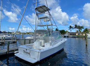 Used Cabo 31' Express W/cummins Sports Fishing Boat For Sale