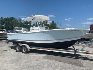 Used Regulator 26 Fs Saltwater Fishing Boat For Sale