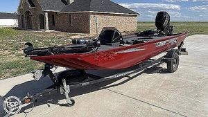 Used Lowe Skorpion 17 Aluminum Fishing Boat For Sale