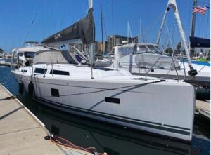 Used Hanse 388 Sloop Sailboat For Sale