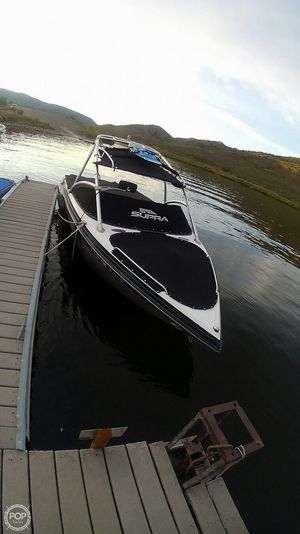 Used Supra LAUNCH 22SSV Ski and Wakeboard Boat For Sale