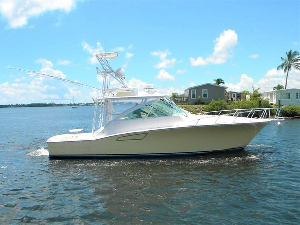 Used Cabo Express Sportfish Sports Fishing Boat For Sale