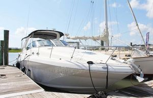 Used Sea Ray 340DA Express Cruiser Boat For Sale