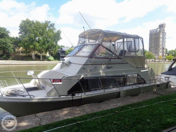 Used Carver 3396 Mariner Aft Cabin Boat For Sale