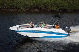 New Hurricane SunDeck 217 OB Deck Boat For Sale