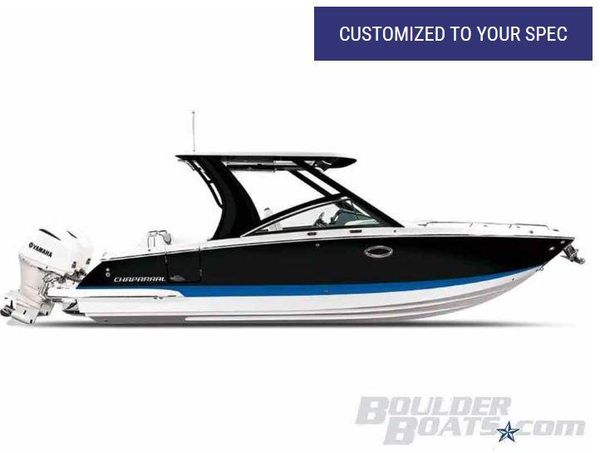 New Chaparral 300 OSX Freshwater Fishing Boat For Sale