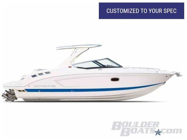 New Chaparral 317 SSX Bowrider Boat For Sale