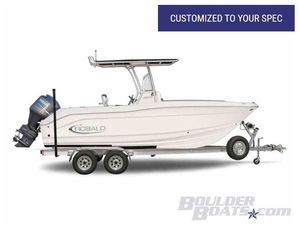 New Robalo 200 Robalo Freshwater Fishing Boat For Sale