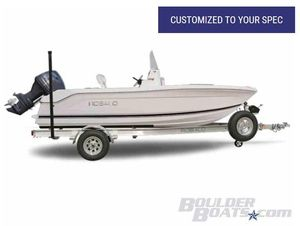 New Robalo R160 Freshwater Fishing Boat For Sale