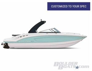 New Chaparral 237 SSX Bowrider Boat For Sale