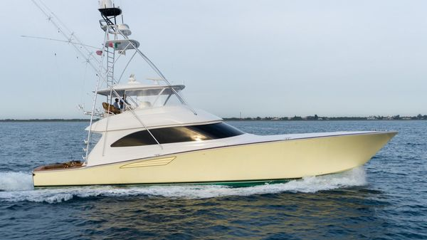 Used Viking Sport Fish Sports Fishing Boat For Sale