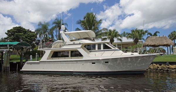 Used Offshore Yachts 1999 Motor Yacht For Sale