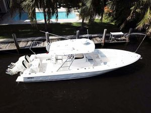Used Intrepid 323 Open Center Console Fishing Boat For Sale