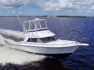 Used Phoenix 33 Convertible Fishing Boat For Sale