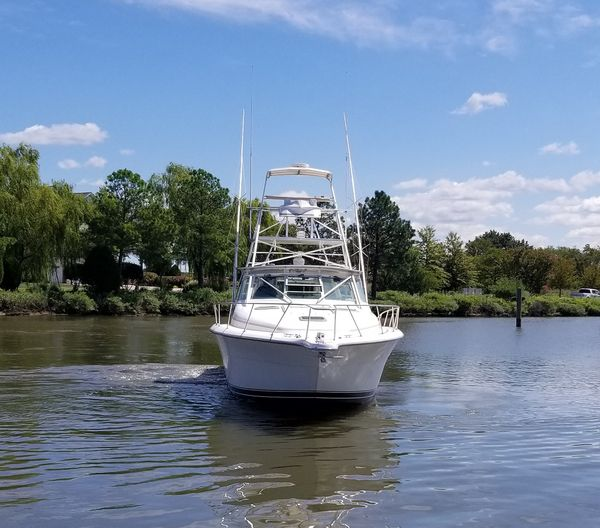 Used Tiara Yachts 4300 Open Express Cruiser Boat For Sale