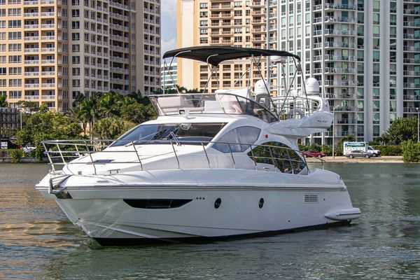 Used Azimut 45 Flybridge Motor Yacht For Sale