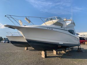 Used Silverton 330 Sport Bridge Cruiser Boat For Sale