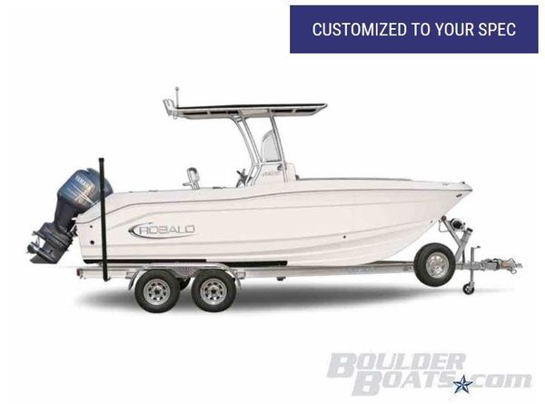 New Robalo R206 CAYMAN Freshwater Fishing Boat For Sale
