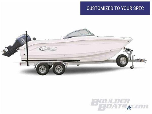New Robalo R207 Freshwater Fishing Boat For Sale