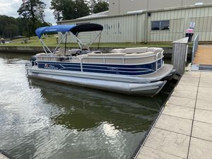 Used Sun Tracker Party Barge 24 XP3 Pontoon Boat For Sale