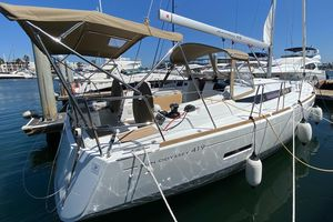 Used Jeanneau 419 Cruiser Sailboat For Sale