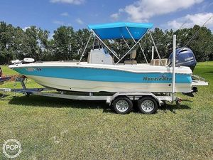 Used Nauticstar 211 Hybrid Center Console Fishing Boat For Sale