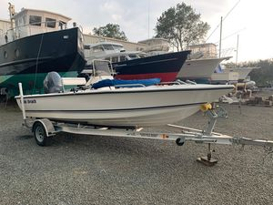 Used Palm Beach 1900 CC Center Console Fishing Boat For Sale