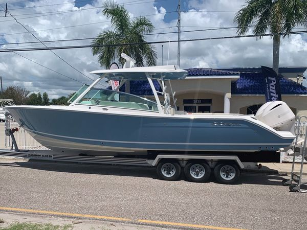 New Cobia 330 DC Dual Console Boat For Sale