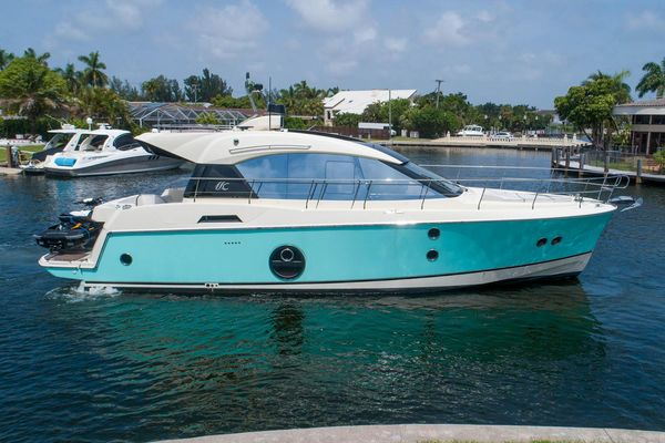 Used Beneteau Monte Carlo 5S Motor Yacht For Sale