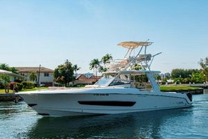 Used Boston Whaler 420 Outrage Cruiser Boat For Sale