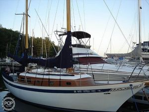 Used Cheoy Lee 33 Clipper Ketch Sailboat For Sale