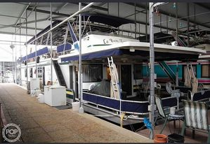 Used Sumerset 8016 House Boat For Sale