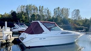 Used Sea Ray 330 EC Express Cruiser Boat For Sale