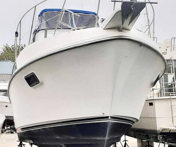 Used Carver 3697 Mariner Sports Fishing Boat For Sale
