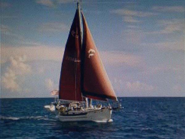 Used Hans Christian Traditional 33 Cutter Sailboat For Sale