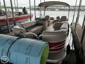 Used Sun Tracker Party Barge 24 DXL Pontoon Boat For Sale