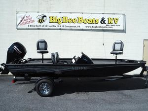 New Lowe Stinger 175C Bass Boat For Sale