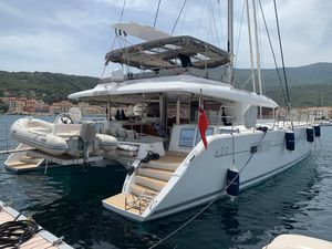 Used Lagoon 620 Owner Cabin Catamaran Sailboat For Sale