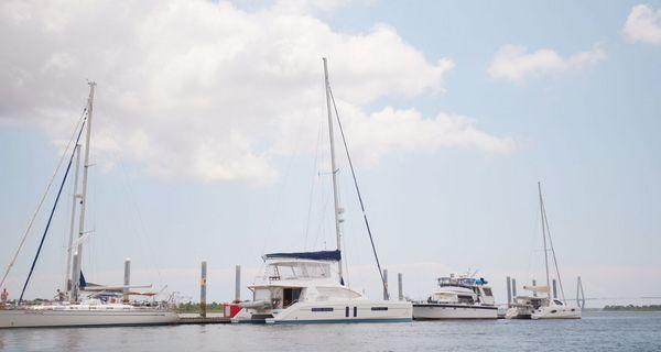 Used Leopard 58 Catamaran Sailboat For Sale