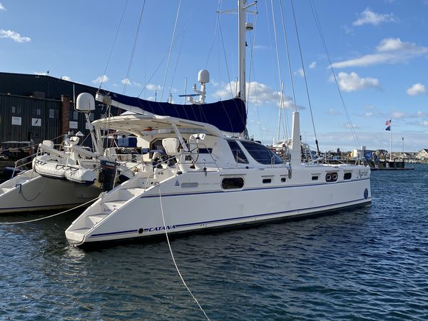Used Catana 582 Catamaran Sailboat For Sale