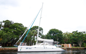 Used Voyage Yachts Norseman 46/43 Catamaran Sailboat For Sale