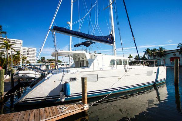 Used Lagoon 440 Catamaran Sailboat For Sale