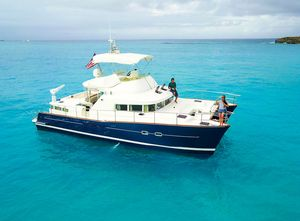 Used Lagoon L43 PC Power Catamaran Boat For Sale