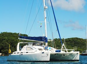 Used Admiral 38 Catamaran Sailboat For Sale